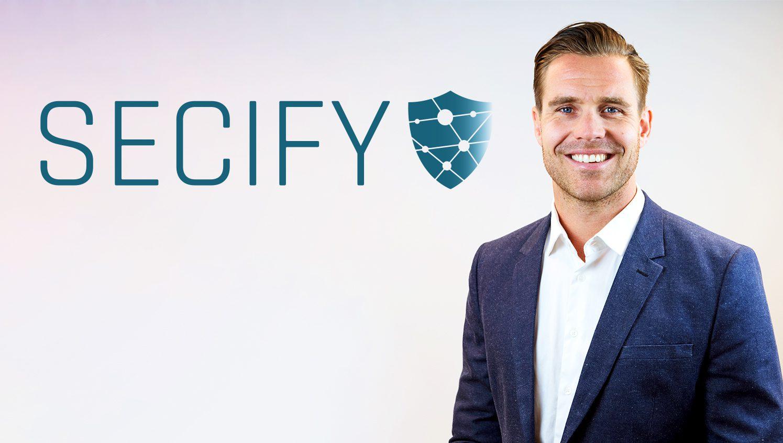 Secify AB får ny VD - Daniel Fyhr