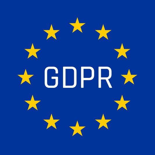 GDPR dataskyddsförordningen - EU