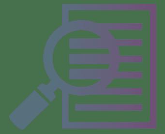 Secify Bakgrundskontroller symbol