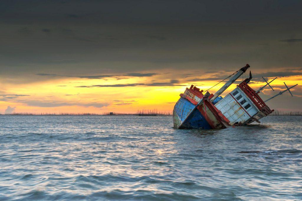 Företag har problem med it-säkerhet - Sjunkande skepp